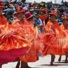 Feste peruviane, un mondo di allegria