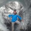 Le grotte di ghiaccio d'Islanda