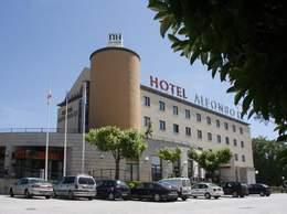HOTEL ALFONSO IX,