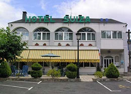 HOTEL SUIZA,