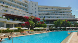 GRECIAN SANDS HOTEL,