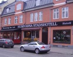 HUSKVARNA STADS HOTELL,