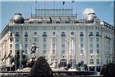 MADRID, WESTIN PALACE MADRID