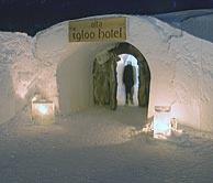 SORRISNIVA IGLOO HOTEL,