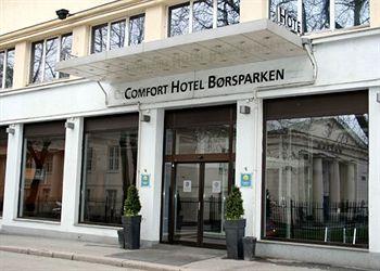 COMFORT HOTEL BORSPARKEN,
