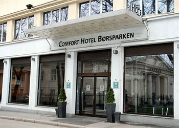 COMFORT HOTEL BORSPARKEN, Oslo