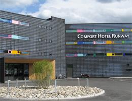 COMFORT RUNWAY OSLO AIRPORTHOTEL , hotel, sistemazione alberghiera
