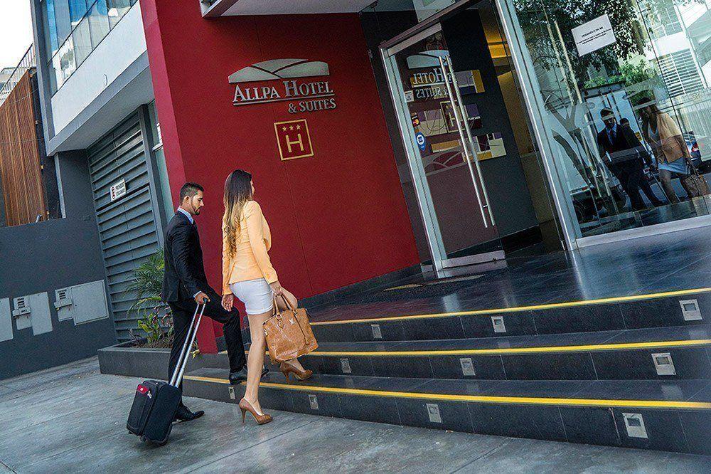 ALLPA HOTEL & SUITES,
