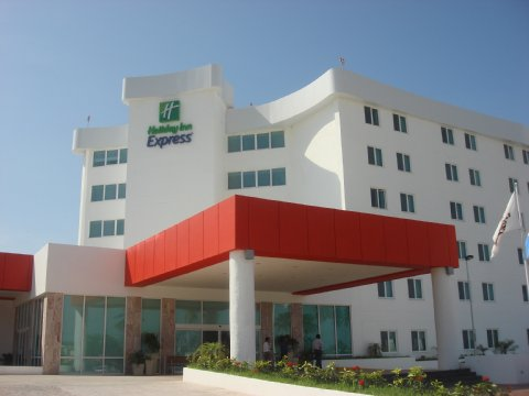 HOLIDAY INN EXPRESS TAPACHULA,