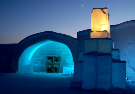 ICEHOTEL,
