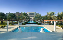 AL BUSTAN PALACE A RITZ CARLTON HOTEL,