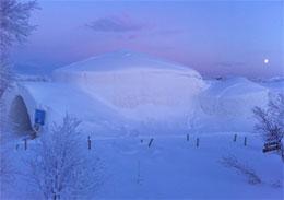 SNOW HOTEL KIRKENES,