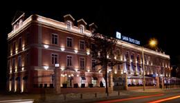 SANA CALDAS SILVER COAST , hotel, sistemazione alberghiera