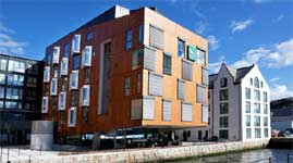 QUALITY HOTEL WATERFRONT,