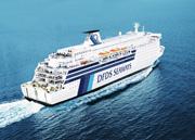 DFDS SEAWAY , hotel, sistemazione alberghiera