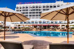 CROWNE PLAZA MUSCAT,