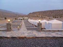 JABAL SHAMS RESORT,