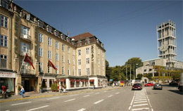 SCANDIC HOTEL PLAZA ÅRHUS,