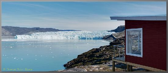 EQI GLACIER LODGE, Disko bay