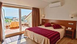 HOTEL PLAYA LANGOSTEIRA , hotel, sistemazione alberghiera