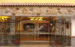 HOTEL HACIENDA PUNO , hotel, sistemazione alberghiera
