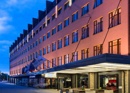 PARK INN BY RADISSON CENTRAL,