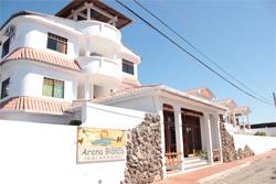 HOTEL ARENA BLANCA,
