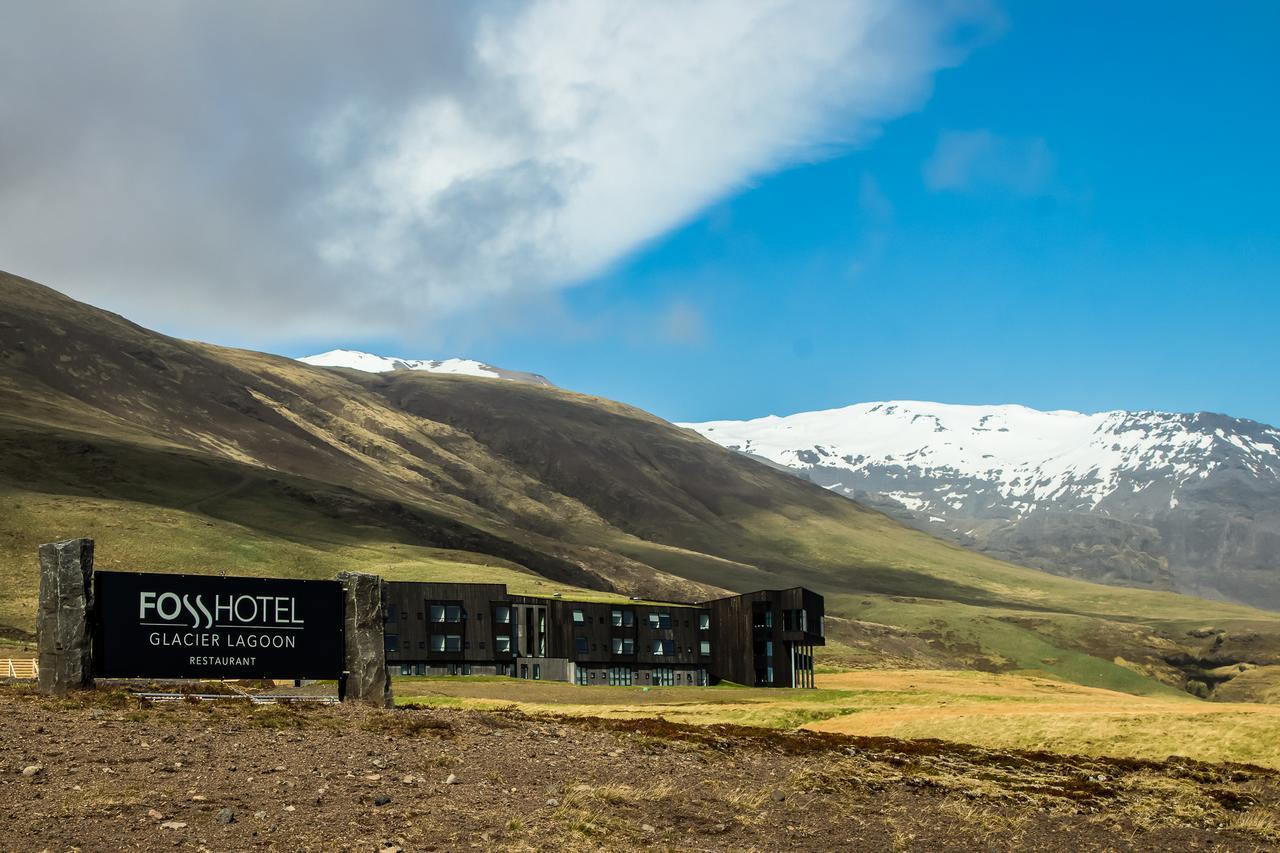 FOSSHOTEL GLACIER LAGOON, Hnappavellir, a 29 km da Skaftafell