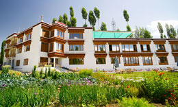 HIMALAYAN RETREAT,