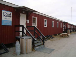 POLAR LODGE,