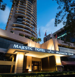 MAJESTIC HOTEL TOWER DUBAI,