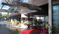 QUALITY HOTEL ALEXANDRA,