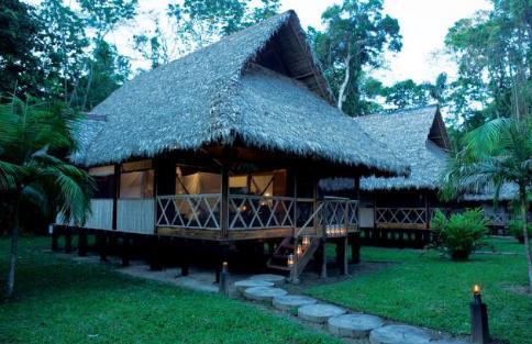 INKATERRA RESERVA AMAZONICA,