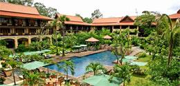 LOTUS BLANC RESORT , hotel, sistemazione alberghiera
