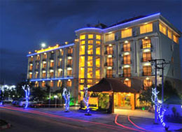 MANDALAY CITY HOTEL,