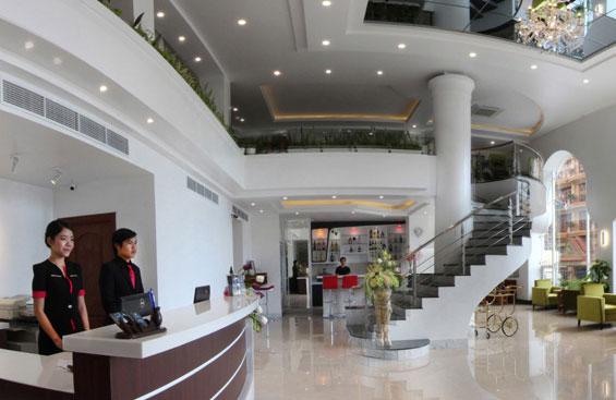 HARMONY PHNOM PENH , hotel, sistemazione alberghiera