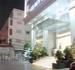 DUY LE GRAND HOTEL , hotel, sistemazione alberghiera