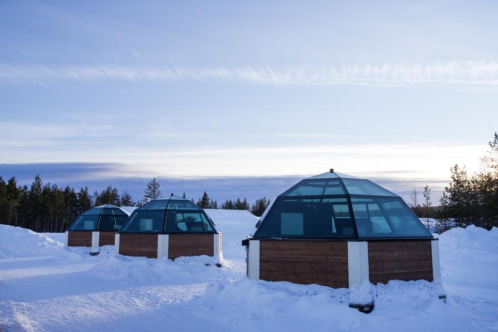 ARCTIC GLASS IGLOOS,