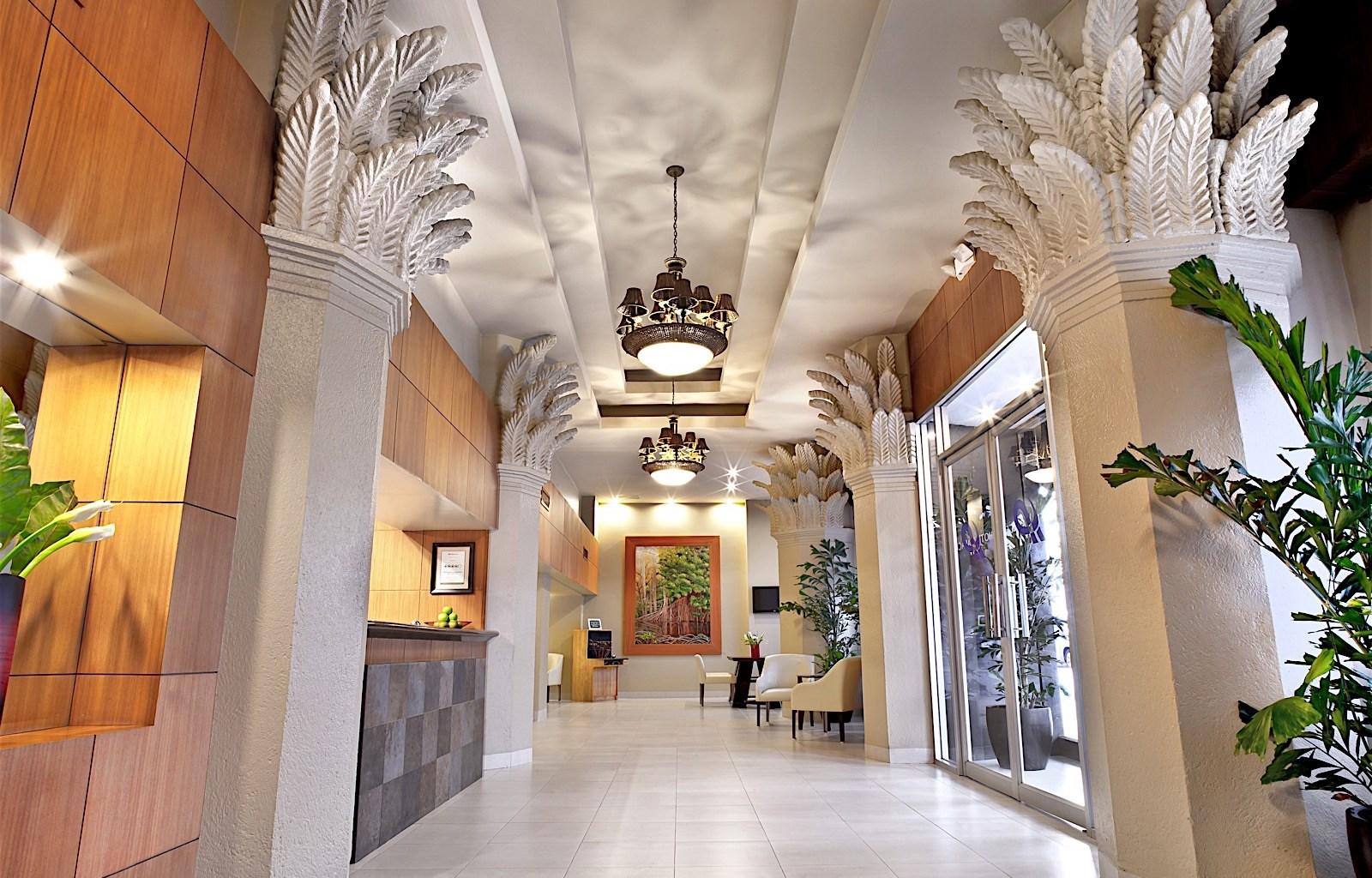 HOTEL PALACE GUAYAQUIL , hotel, sistemazione alberghiera