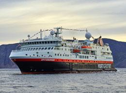 MS SPITSBERGEN, Hurtigruten