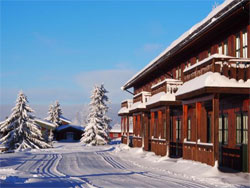 SPIDSBERGSETER RESORT RONDANE,