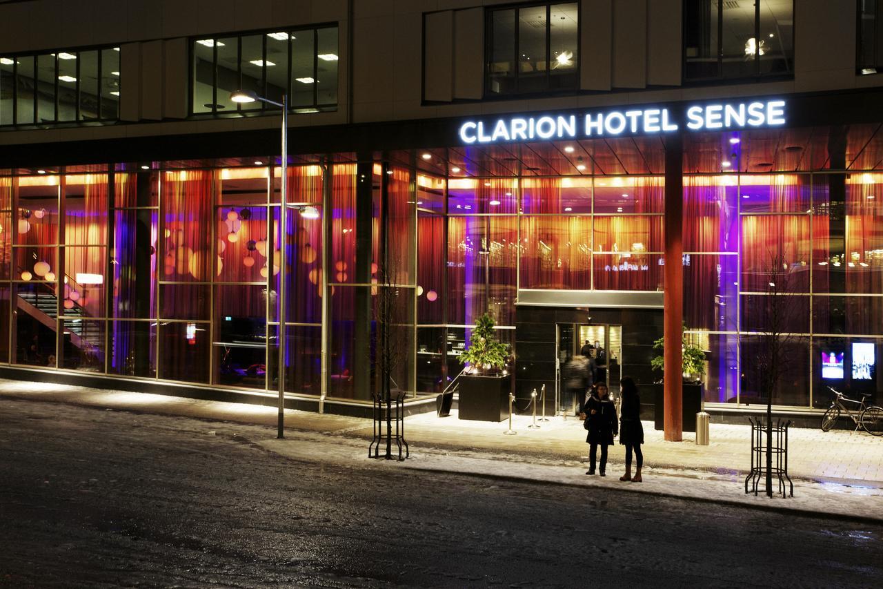 CLARION SENSE LULEÅ  , hotel, sistemazione alberghiera