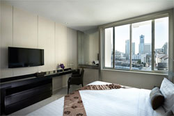 MANDARIN HOTEL MANAGED BY CENTRE POINT,