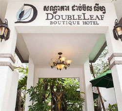 DOUBLE LEAF BOUTIQUE HOTEL,