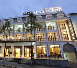 SAPA LEGEN HOTEL & SPA,