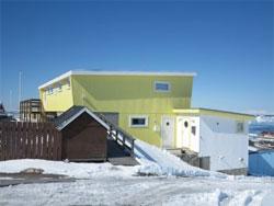 PETRINE'S HOUSE, Ilulissat
