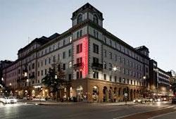 SCANDIC GRAND CENTRAL HOTEL ,