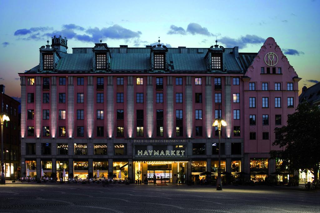 SCANDIC HOTEL  HAYMARKET  , hotel, sistemazione alberghiera