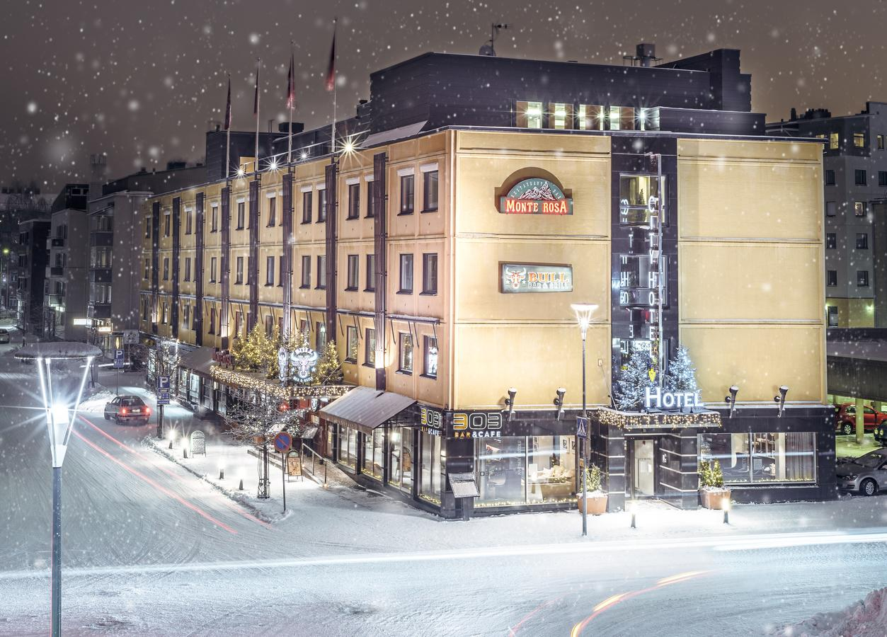 ARCTIC CITY HOTEL,