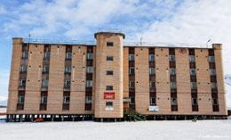 TULIP HOTEL , PYRAMIDEN